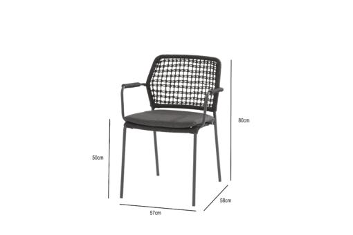 Barista chair cm