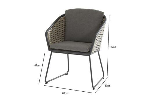 Bo-Dining chair cm